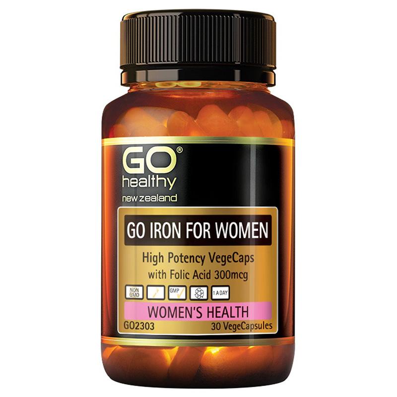 고 여성용 철분 복합제