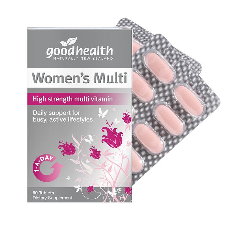우먼스 멀티 여성용 종합비타민