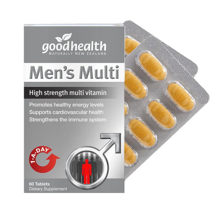 맨스 멀티 남성용 종합비타민