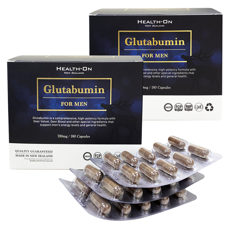 글루타부민 포 맨