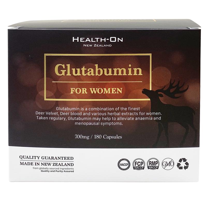 글루타부민 포 우먼