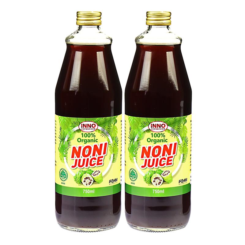 100% 유기농 노니주스