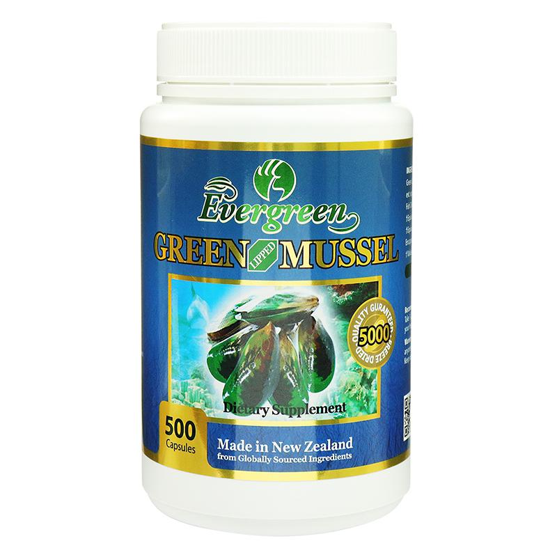 초록입홍합 5000mg(대용량)