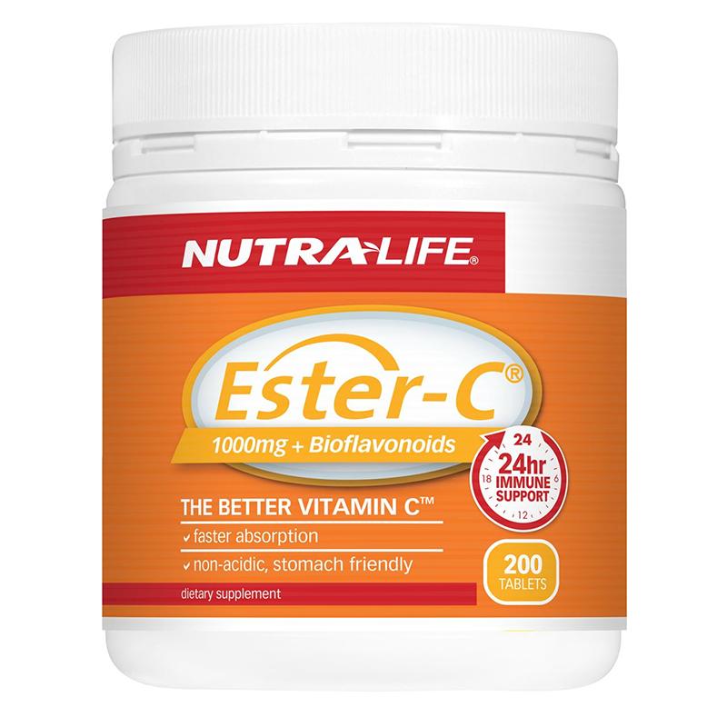에스터-C 1000mg 비타민 + 바이오플라보노이드