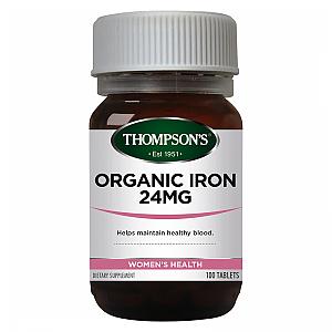 유기농 철분 24mg